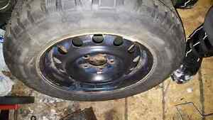 215/60R15 winter tires set of 4 Gatineau Ottawa / Gatineau Area image 3