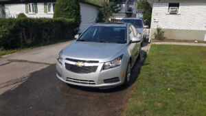 2013 Chevrolet Cruze LT Turbo Berline