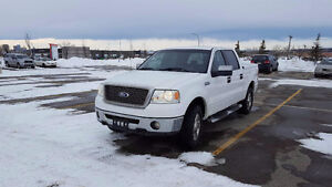 *REDUCED* 2006 Ford F150 Lariat CrewMax 4X4 w/ Tow Pkg + Extras
