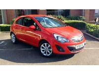 2014 Vauxhall Corsa 1.4 Excite (AC) Manual Petrol Hatchback