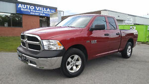 2014 Dodge Power Ram 1500 HEMI 5.7 LITER, QUAD CAB Pickup Truck