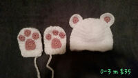 Handmade Crochet Quilts and Baby Items