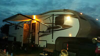 5th Wheel Crossroads Cruiser 30KRX