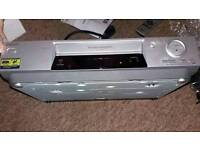 Sony VCR with remote