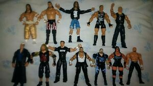 ECW Wrestlers lot wwe jakks tna marvel