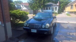 Beater Benz for sale!