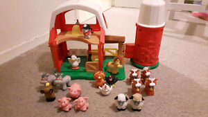 Fisher-Price Little People Farm Playset London Ontario image 1