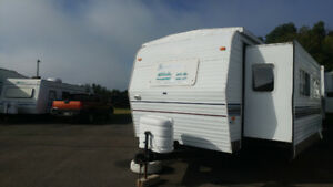 Fully Serviced Trailers under $10,000