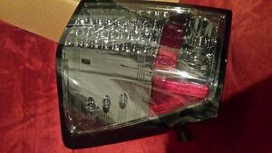 Jeep Grand Cherokee LED tail lights 2005 to 2010 WK