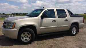 2008 Chevrolet Avalanche 4x4 Truck