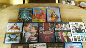 DVD's for Sale! 3 for $5 or $2 each