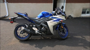 Yamaha R3 2013, great condition, low km, cheap on gas + plates