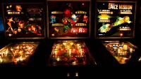 Pinball Games For Rent