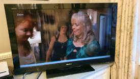 "Sony Bravia 40"" TV. Sold."