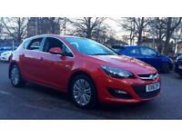 2016 Vauxhall Astra 1.6i 16V Excite 5dr Manual Petrol Hatchback