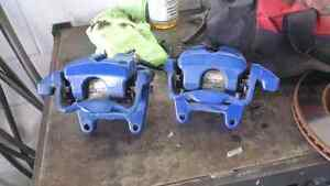 Mk5-6 golf r rear brakes negotiable