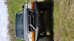 Offroad bumper ford ranger