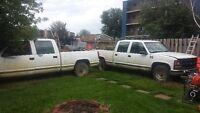 2000 Chevrolet C/K Pickup 2500 Pickup Truck