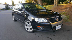 2008 vw passat 2.0 turbo 6 speed manual