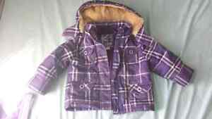 Size 3 winter coat PPU