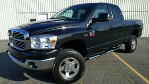 2008 Dodge RAM Heavy Duty 2500 SLT 4X4 - 107,595 KM