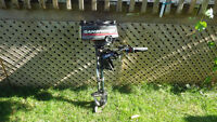 Gamefisher 3.0 hp outboard motor