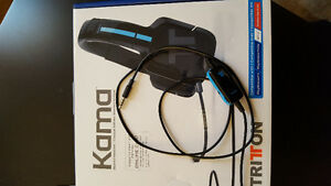 Casque Ecouteurs Gaming Kama Tritton