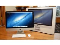 """Apple iMac 27"""" - Fast Solid State Samsung Upgrade - OS Siera"""