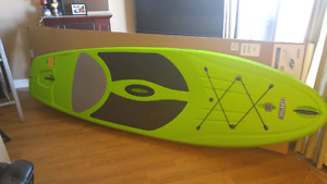(2) BRAND NEW LIFETIME PADDLEBOARDS