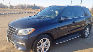 2015 Mercedes ML350 BlueTec SUV Lease takeover 1232/mo 18 months