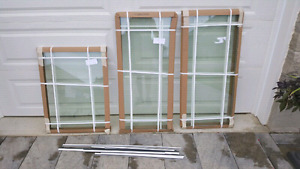 3 window panes for sale