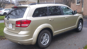 2010 dodge journey SUV 2.4LT 7 Seater.