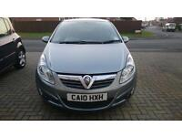 2010 Vauxhall/Opel Corsa 1.3CDTi 16v ( 95ps ) ecoFLEX Energy, Tax £0 for year.