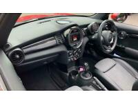 2018 MINI Convertible 2.0 Cooper S Steptronic (s/s) 2dr Auto Convertible Petrol