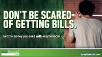 Ease your mind with loans from $500 to $10,000