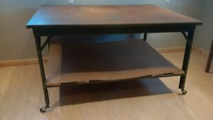 Industrial Sewing table