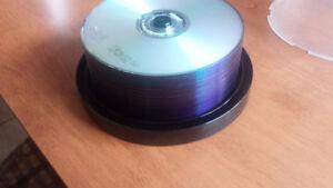 New DVD blank discs - 30 Memorex  DVD -R 4.7 GB 8x