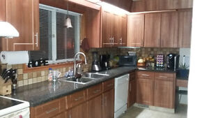2 Rooms for rent, both rooms furnished