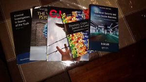 P.S.I text books (Humber College)
