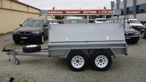 Tradesman 8x5 Tandem Trailer - 2 Ton Heavy Duty Narre Warren Casey Area Preview