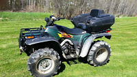 1998 atv artic cat 500