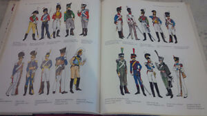 The Uniforms of the World's Great Armies 1700 to Present Kitchener / Waterloo Kitchener Area image 2