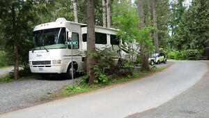 RV pad wanted for August and September
