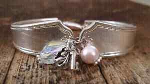 Silver Spoon Bracelets