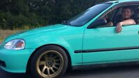 2000 Thai teal coupe std swap trade