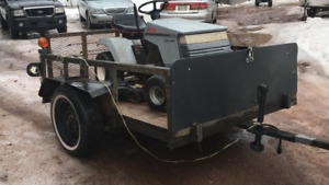 Lawn Tractor 13HP