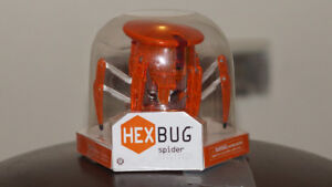 HEXBUG Spider: Red [Micro Robotic Creatures]. Innovation First