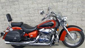 Honda Shadow 750cc 2006