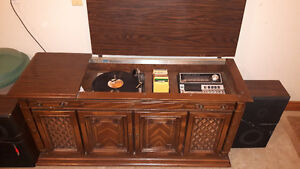 1971 stereo console