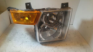 COMMANDER 2006 2007 2008 2009 2010 LUMIERE GAUCHE OEM HEAD LIGHT